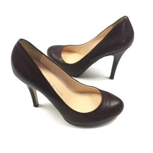 Marc Fisher Shoes 8 Brown Heels